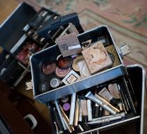 maletín de maquillaje de novias